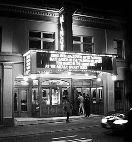 The Minor Theater